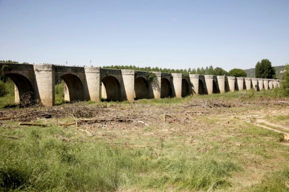 Cordovilla - puente